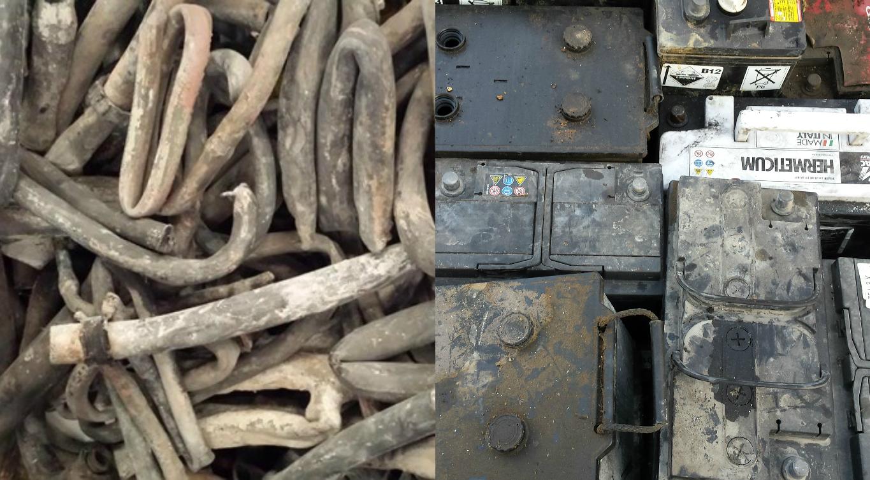 El plomo un metal con mucha historia reciclajes ballestero el plomo es considerado como el cuarto metal no frrico ms utilizado se obtiene a partir del mineral galena y dentro de sus principales usos se encuentra urtaz Image collections